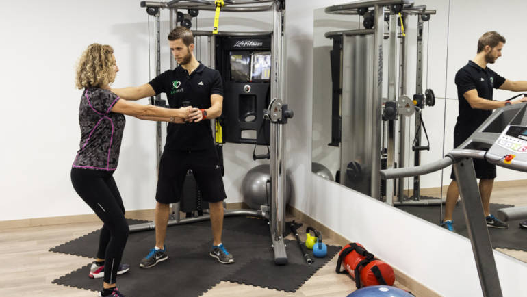 Las ventajas de tener un entrenador personal