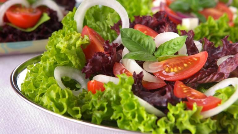 10 tipos de ensalada para mantener una buena salud