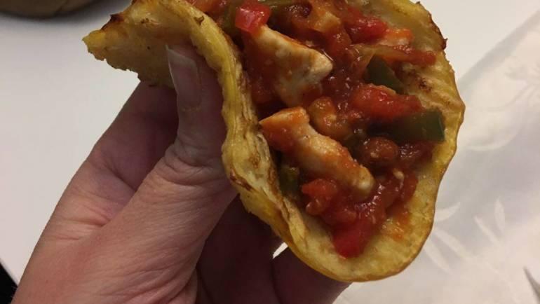RECETA SOIFIT| Tacos tex mex saludables